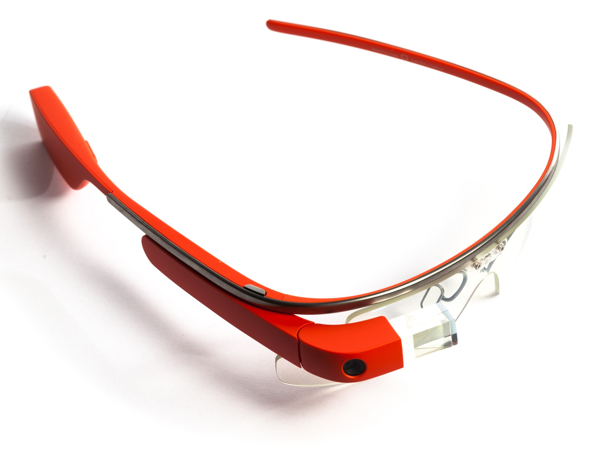Google Glass unit.