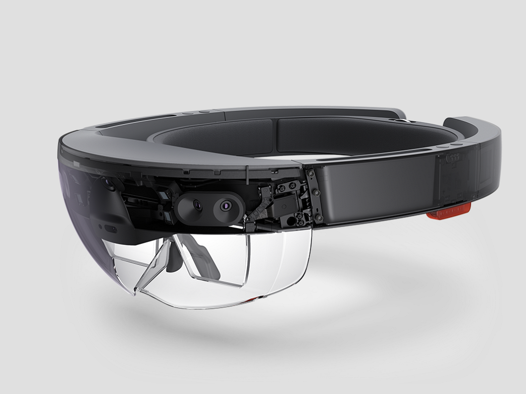 Closer look at the inner workings of HoloLens